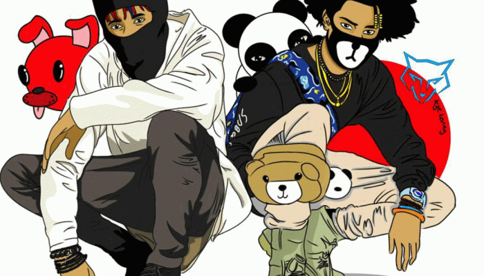 Ayo and Teo Dancer Wallpaper